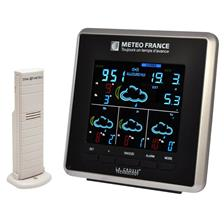 STATION METEO FRANCE LA CROSSE TECHNOLOGY WD4025IT-S-BL