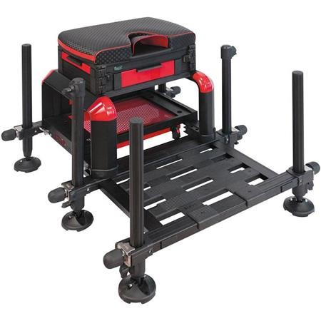 STATION RIVE RS2 INFERNO - NOIR / ROUGE