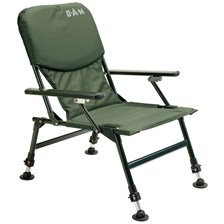 STEEL LEVELCHAIR WITH ARMRESTS DAM