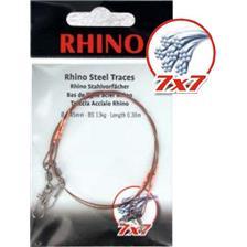 STEEL TRACES 7X7 RHINO