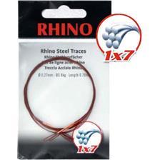 STEEL TRACES RHINO