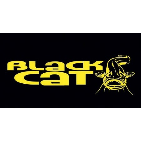 STICKER BLACK CAT