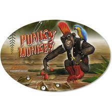 STICKER QUANTUM RADICAL PUNKY MONKEY