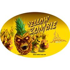 STICKER QUANTUM RADICAL YELLOW ZOMBIE