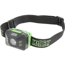 STIRNLAMPE MADCAT SENSOR HEADLAMP