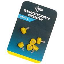 Tying Nash SWEETCORN SCREW