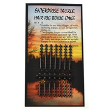STOP BOUILLETTE ENTERPRISE TACKLE HAIR RIG BOILIE SPIKE