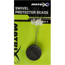 STOP FLOAT FOX MATRIX SWIVEL PROTECTOR BEADS
