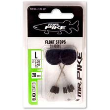 Tying Mr. Pike STOP FLOAT SILICONE
