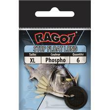 STOP FLOAT RAGOT LONG - PACK OF 6