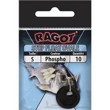 STOP FLOAT RAGOT OVAL - PACK OF 10