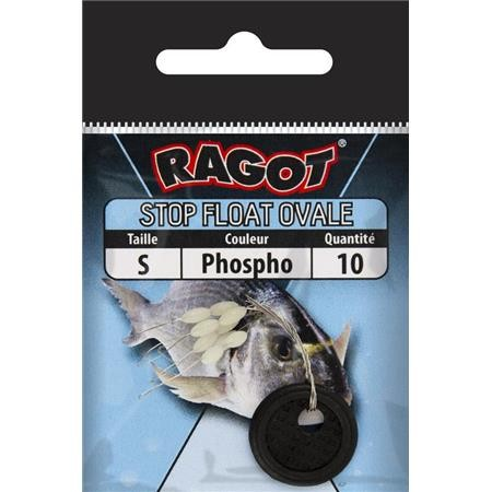 STOP FLOAT RAGOT OVALE - PAR 10
