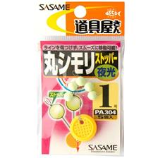 STOP FLOAT SASAME ROUND FLOAT STOPPER - VERT