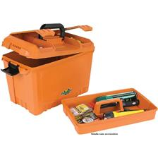 STORAGE BOX FLAMBEAU WATERPROOF ORANGE