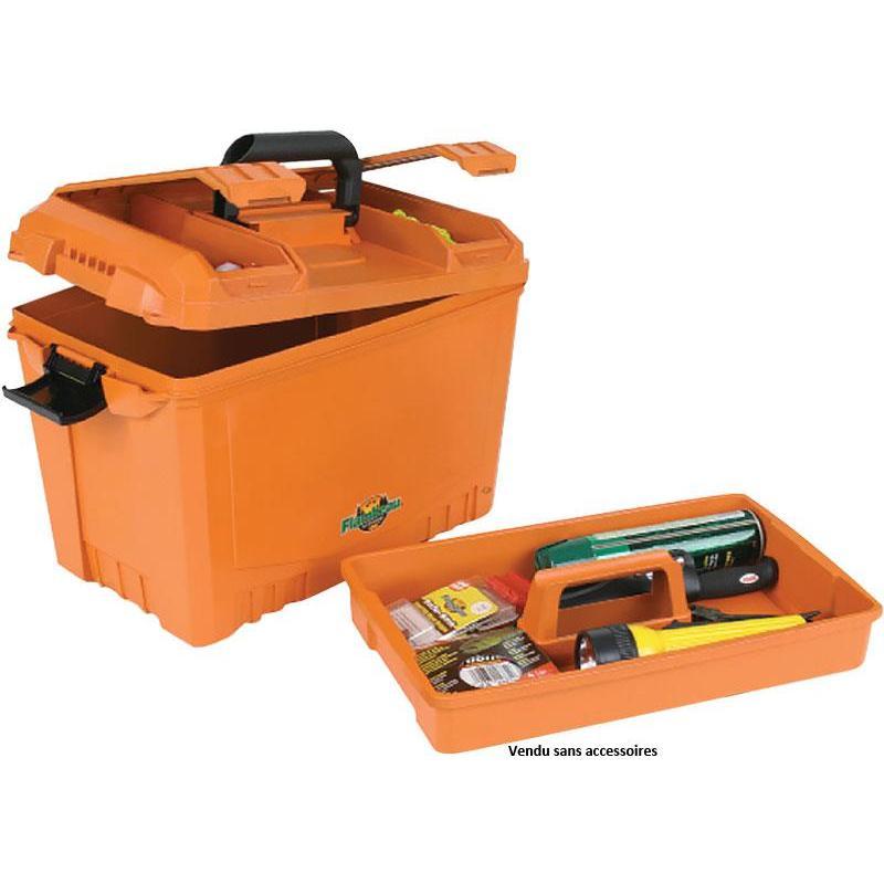 sc 1 st  Pecheur.com & Storage box flambeau waterproof orange
