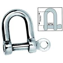STRAIGHT CLEVIS FORWATER