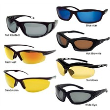 SUNGLASSES FULL CONTACT BROWNING