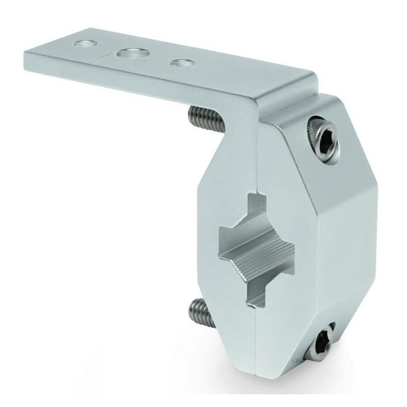 support de fixation cannon pour porte canne sur main courante. Black Bedroom Furniture Sets. Home Design Ideas