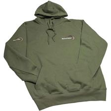 SWEAT HOMME A CAPUCHE MISTRAL BAITS - OLIVE