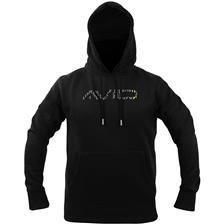 Apparel Avid Carp BLACK HOODIE NOIR XXL