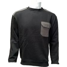 SWEAT HOMME BARTAVEL AUSTIN - NOIR