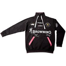 SWEAT HOMME BROWNING - NOIR