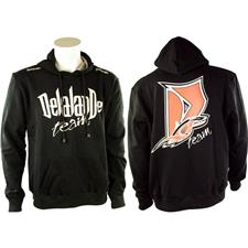 SWEAT HOMME DELALANDE D TEAM - NOIR