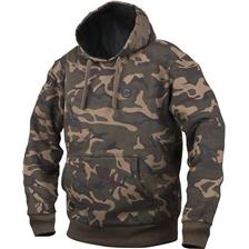 SWEAT HOMME FOX CHUNK CAMO LINED HOODY - CAMOU