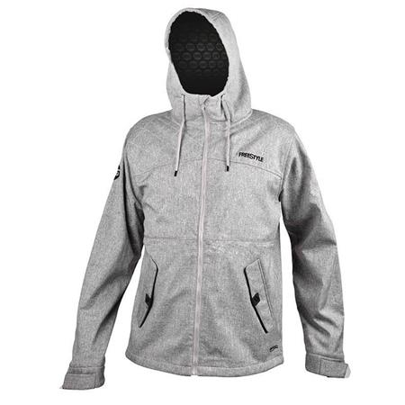 SWEAT HOMME FREESTYLE CREWMAN - GRIS