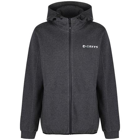 SWEAT HOMME GREYS TECHNICAL HOODY - GRIS