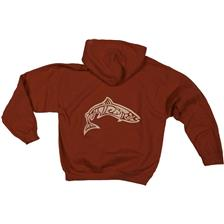SWEAT HOMME ROUGE TAILLE S
