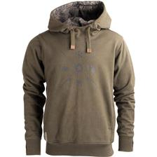 SWEAT HOMME NASH ZT ELEMENTS HOODY - KAKI