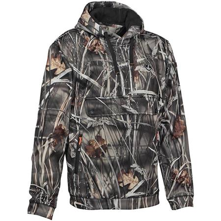 SWEAT HOMME PERCUSSION - GHOST CAMO WET-C