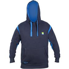 SWEAT HOMME PRESTON INNOVATIONS NAVY PULLOVER HOODIE - BLEU