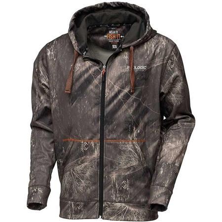 SWEAT HOMME PROLOGIC REALTREE FISHING - CAMOU
