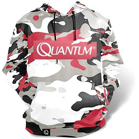 SWEAT HOMME QUANTUM Q-HOODY - CAMOU