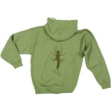Apparel Skaw SWEAT HOMME VERT TAILLE S
