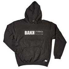 Apparel Star Baits BANK SWEAT HOMME NOIR L