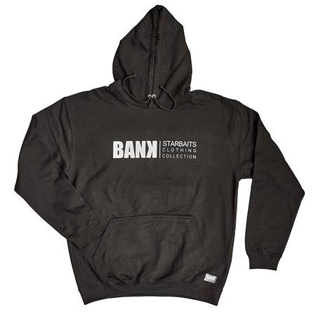 SWEAT HOMME STARBAITS BANK - NOIR
