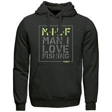 M.I.L.F SWEAT HOMME NOIR