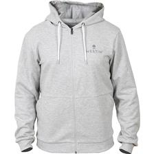 SWEAT HOMME WESTIN BUSINESS ZIP HOODIE - GRIS