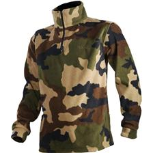 SWEAT POLAIRE HOMME TREELAND T296CE - CAMO