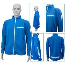 SWEAT ZIPPE HOMME LOWRANCE - BLEU ROYAL