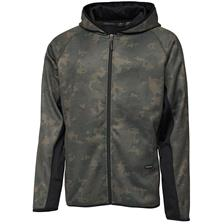 SWEAT ZIPPE HOMME MAD ZIP HOODIE IN CAMOVISION - CAMO