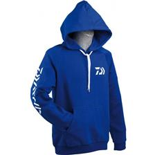SWEATER HEREN DAIWA BLAUW