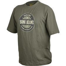 T SHIRT HERREN PROLOGIC BANK BOUND BADGE