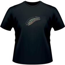 T-SHIRT MEGABASS Z-CRANK BASS BLACK