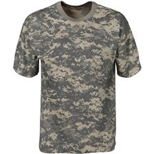 Percussion Tee-Shirt de Chasse GhostCamo Forest