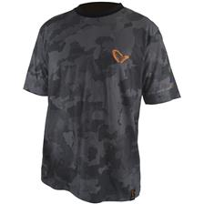 T-SHIRT SAVAGE GEAR BLACK SAVAGE TEE