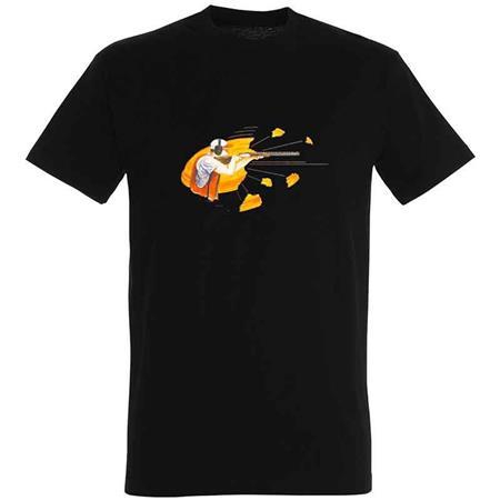 T-SHIRT UOMO BARTAVEL SHOOTER - NERA
